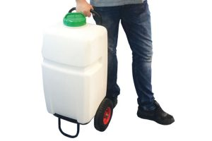 35L Water Trolley Cart