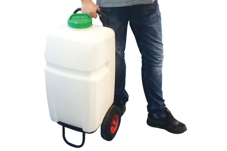35L Water Trolley Cart