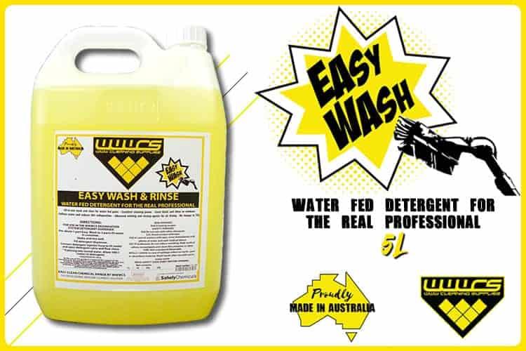 Easy Wash & Rinse 5L