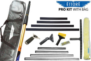 Ettore Pro Kit with bag
