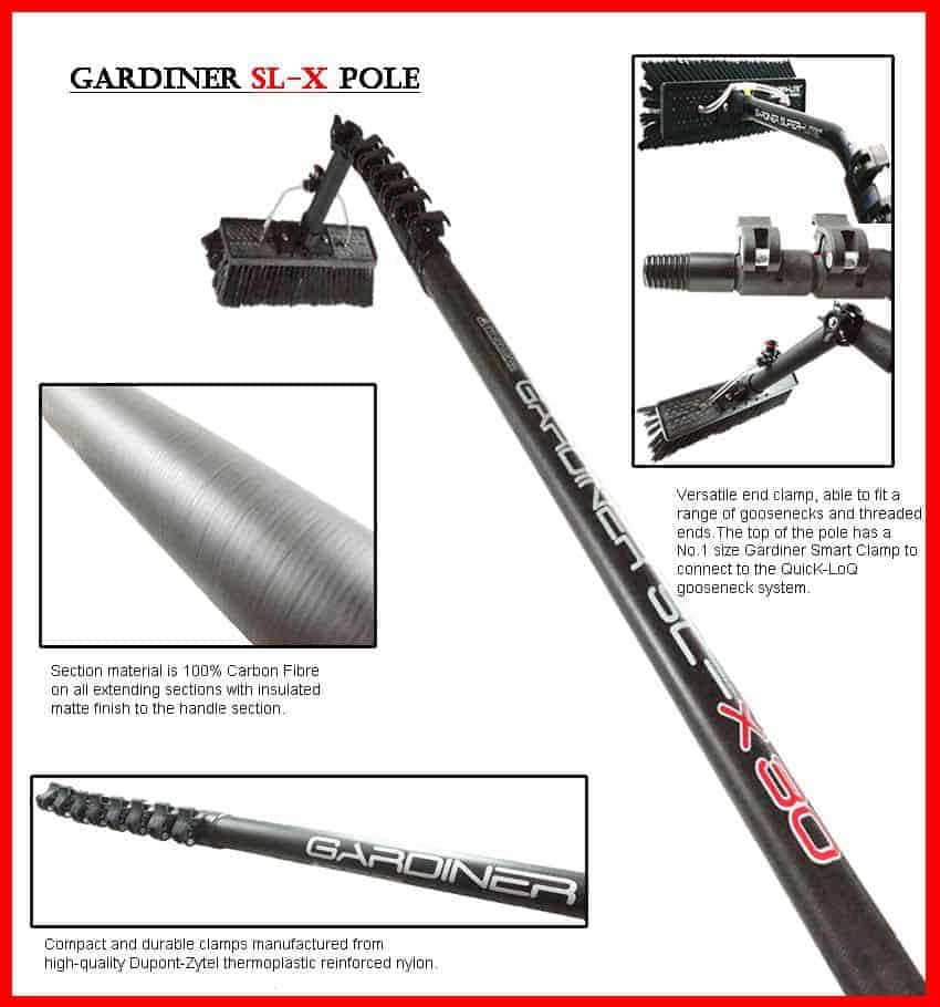 Gardiner SL-X Pole