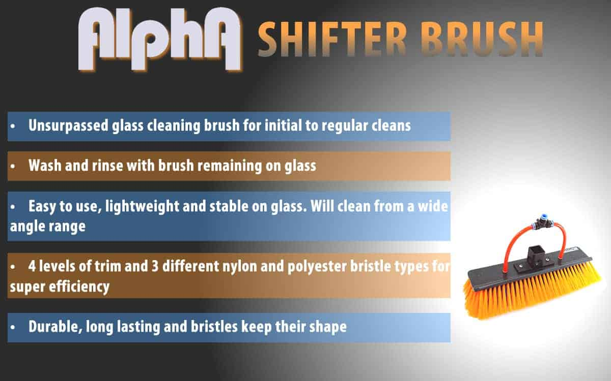 Key Points Shifter Brush