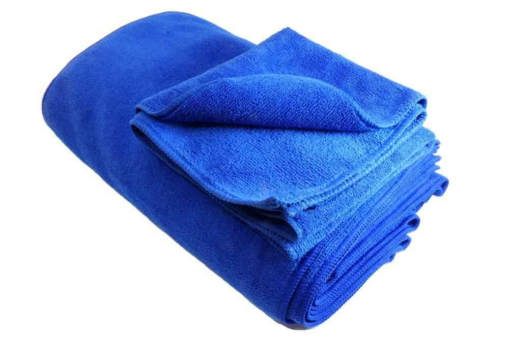 Microfibre Cleaning Cloth for Towelling