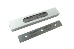 Triumph 6'' Carbon Steel Blades 25 pack
