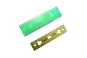 Unger Trim Glass Scraper Blades - 25 pack