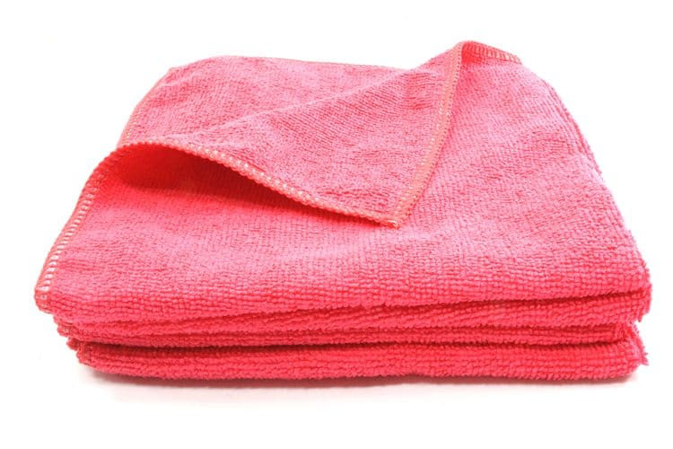 Unger UltraLite Microfibre Cloth Pink 40cm x 40cm