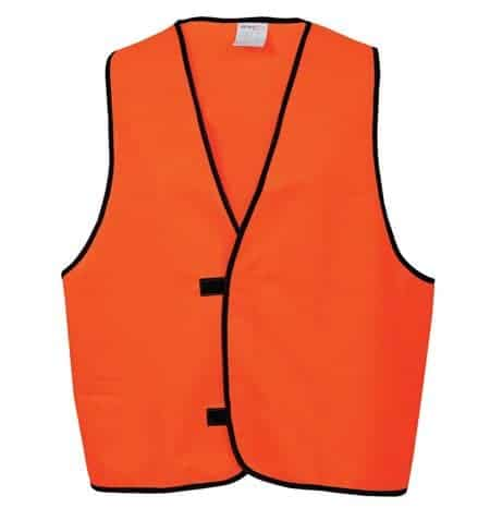 Hi viz day vest Window Cleaning Supplies Safety