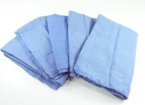 Huck Cotton Cleaning Detailing Cloth 60cm x 40cm