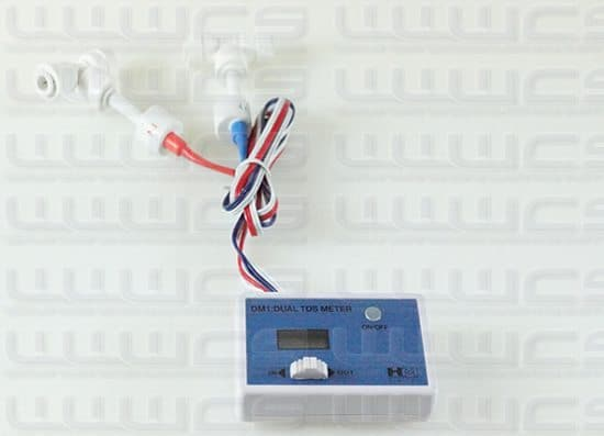 Dual Inline TDS Meter 1 - DM-1