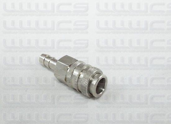 EZ SNAP Female 8mm Hose Barb Connector