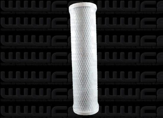 "10"" x 2.5"" Watermart 1 Micron Carbon Filter"
