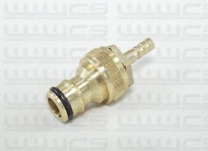 WWWCS Hose Connector Male to Barb 6mm
