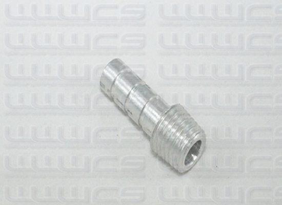 Aluminium Pole End Euro 22mm Thread 19.5mm ID