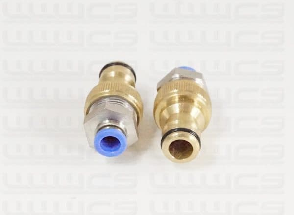 WWWCS Push Fit Tap Connector 8mm