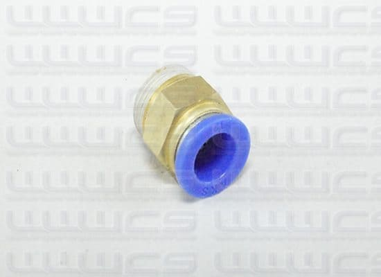 WWWCS Quick Connect 6.0 mm (OD) X 1/4''