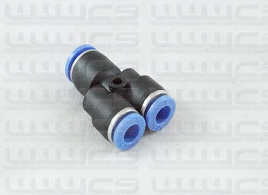 WWWCS Quick Connect Y 6.0mm (OD)