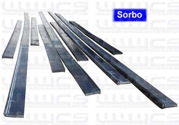 "Sorbo 8"" Rubber"