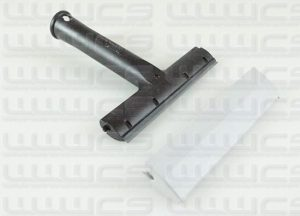 Triumph Mk2 6'' Scraper with double edged blade