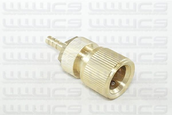WWWCS Hose  Connector with 6mm Barb