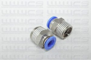 WWWCS Push Fit Connector 8mm 1/2""