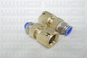 WWWCS Push Fit Hose Connector 8mm