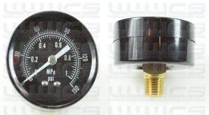 """WWWCS Pressure Gauge Rear Mount 1.5"""""""