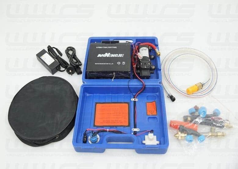 WWWCS 12V 17Ah Booster Pump