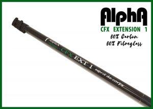 ALPHA CFX Extension 1