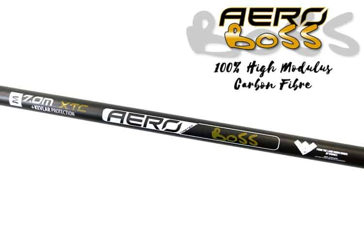 Aero Boss / Alpha UltraPro (100% high modulus carbon), 1-8 storeys