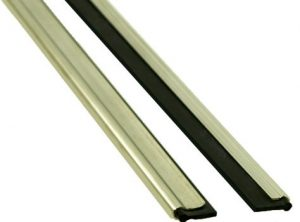 "Ettore 8"" Stainless Steel Channel"
