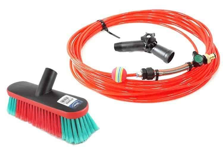Pole Hose Brush Kit