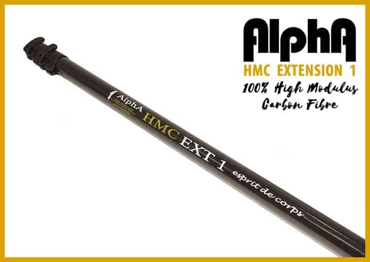 Alpha HMC Extension 1