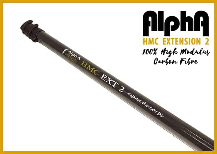 Alpha HMC Extension 2