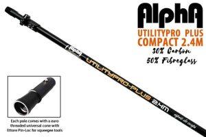 Alpha UtilityPro 2.4m