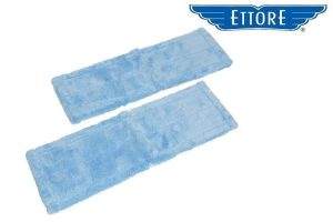 Ettore Multi-Surface Floor Mop Microfibre Replacement Pads