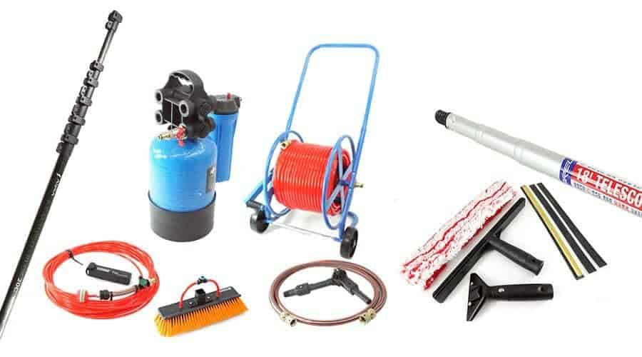 Residential Window Cleaning Kit