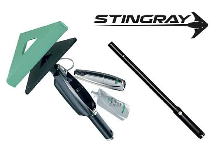 Unger Stingray Indoor Cleaning Kit 100