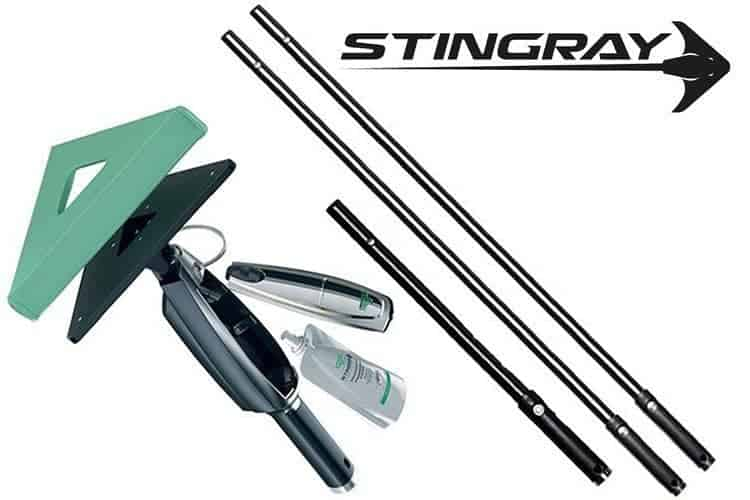 Unger Stingray Indoor Cleaning Kit 330