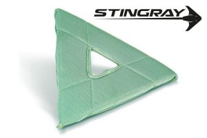 Unger Stingray Glass Cleaning TriPad