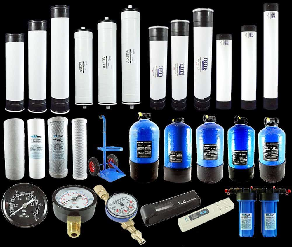 Water Treatment Supplies & Parts