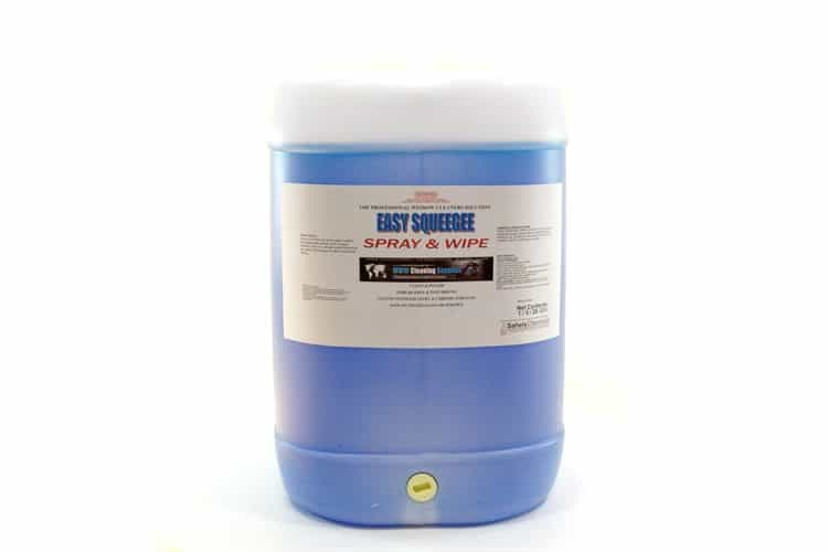 Spray and Wipe 25L