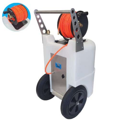 100L Water Trolley Cart
