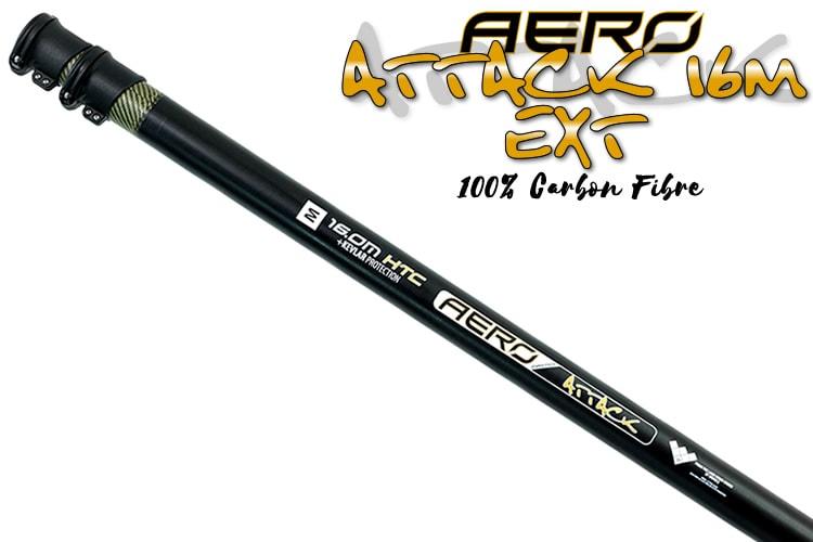 Aero Attack 16m Ext
