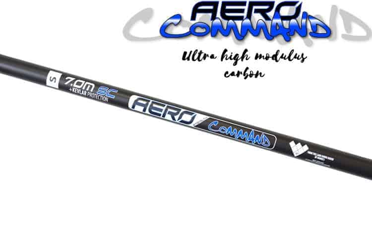 Aero Command (ultra high modulus carbon) 1-7 storeys ($1490-$4349)
