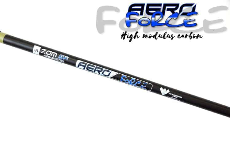 Aero Force (high modulus carbon) 1-5 storeys ($665-$1875)
