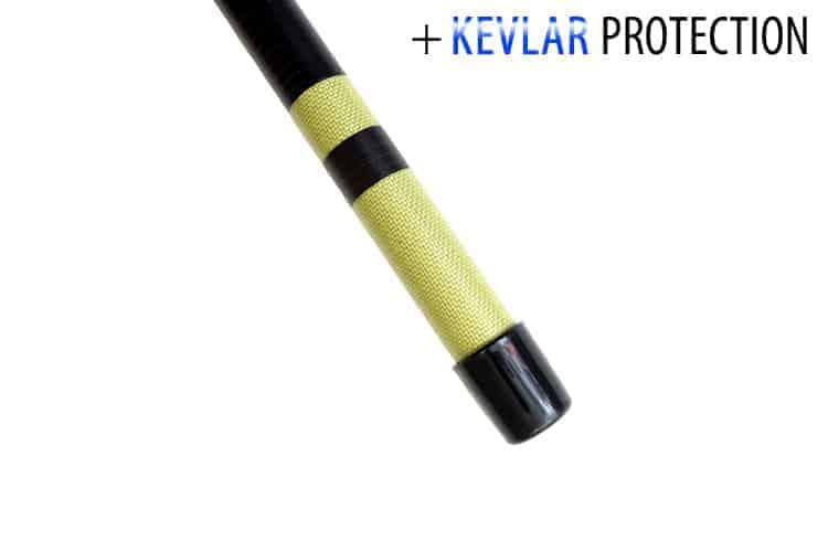 Aero Stealth Kevlar protection