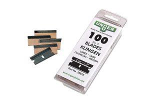 Unger Scraper Blades 4cm 1.5'' 100 pack