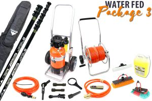 Water Fed Package Specialist 3