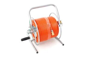 L&C Hose Reel with 100m hose
