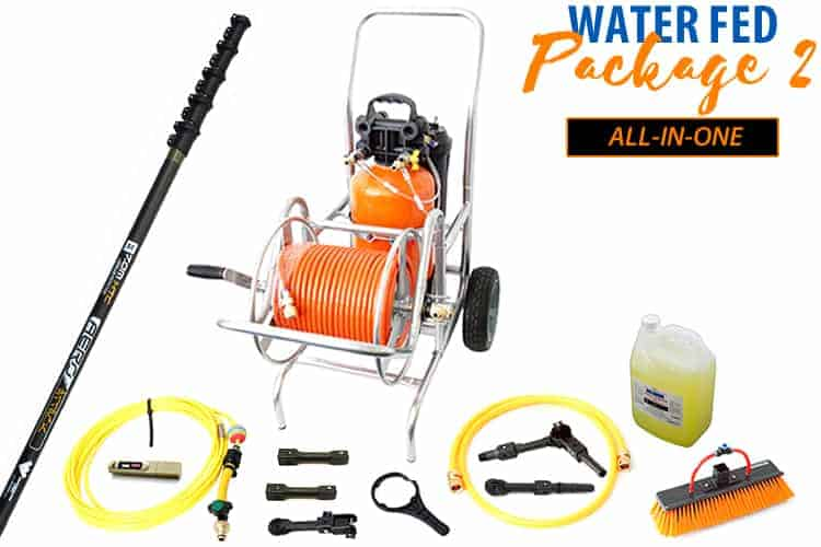 Water Fed Package 2 All-In-One